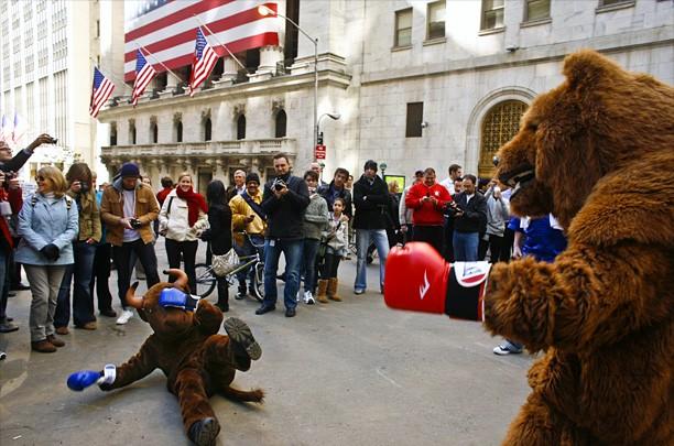 …Mas o Quê o Mercado Financeiro Tem a Ver Com Ursos e Touros?