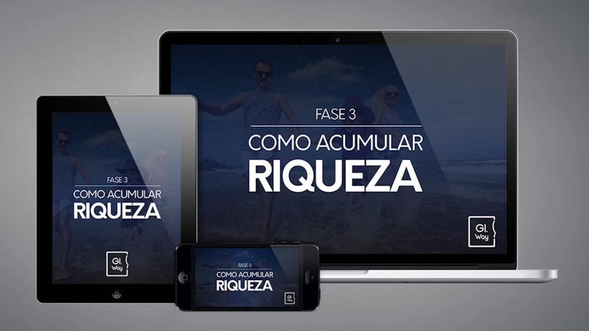 """Análise do Curso """"GI WAY Como Acumular Riqueza"""" de André Fogaça"""
