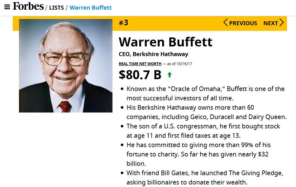Quem é Warren Buffett e Como Ele Ficou Rico? (+Documentário)