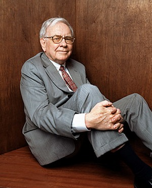 Warren Buffett bebe todas e acorda como Axl Rose!